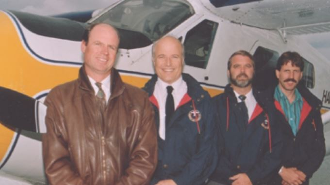 The Rise of an Aviation Company with Peter Evans – Harbour Air