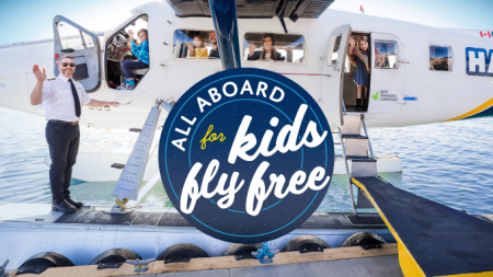 Kids Fly Free All Spring Break: Flights & Panorama Tours!