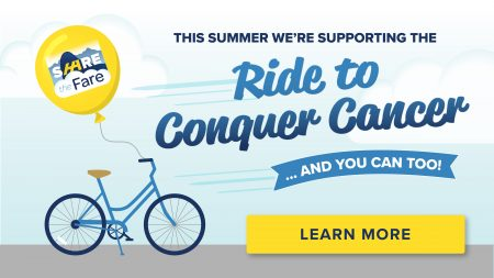 Making Massive 'Rides' to Combat Cancer