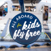 Kids Fly Free for Spring Break!